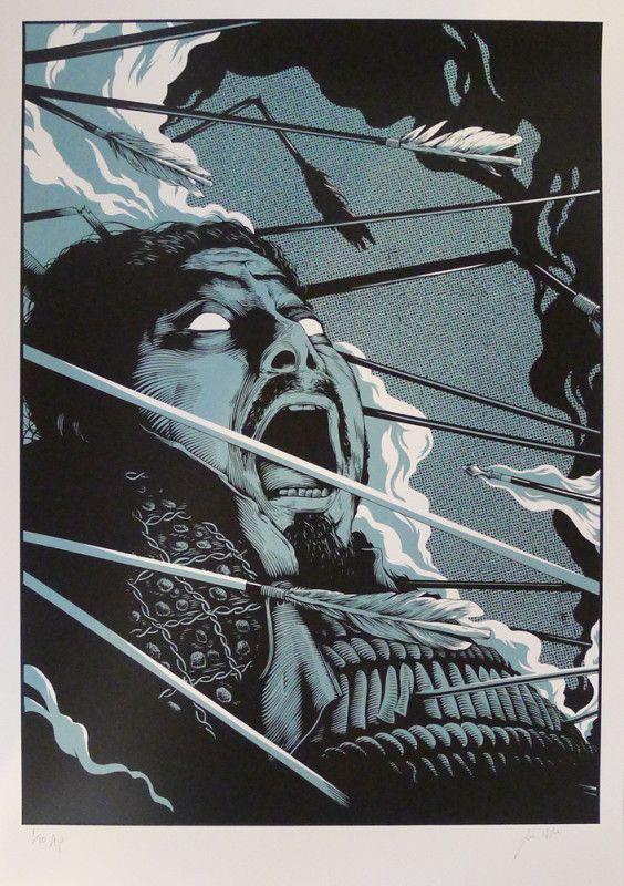 Throne of Blood - Joe Wilson ----
