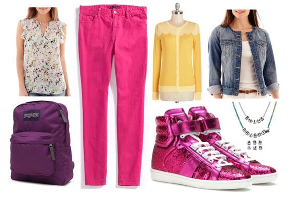 """In the colorful cast of characters in Unbreakable Kimmy Schmidt is an enviable wardrobe, spanning all ages and fashion """"types."""" Here's our guide to dressing like you're favorite Unbreakable characters."""