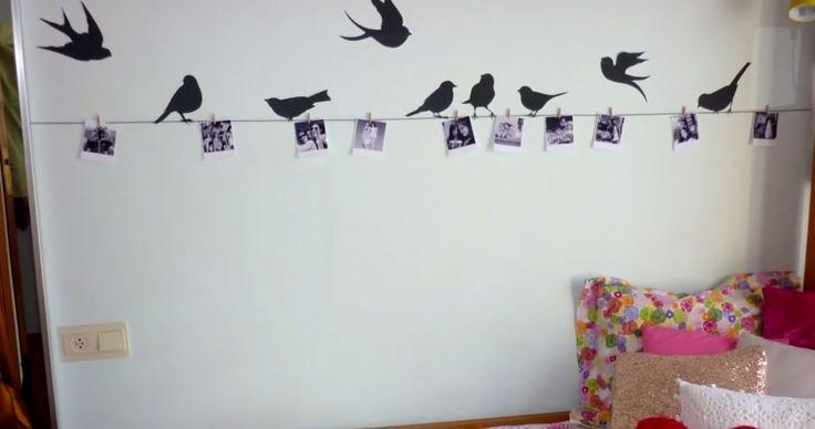 Cómo decorar mi habitación con poco dinero