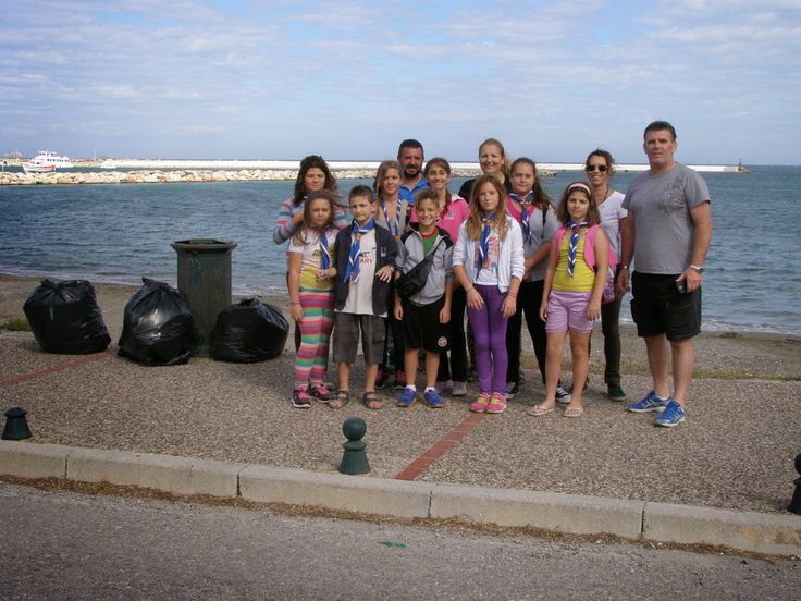 ΣΚΟΠΕΛΟΣ  ΝΙΟΥΣ Το πρώτο σε επισκεψιμότητα στις Σποραδες: ΣΚΟΠΕΛΟΣ εθελοντικός καθαρισμός ακτών 2014