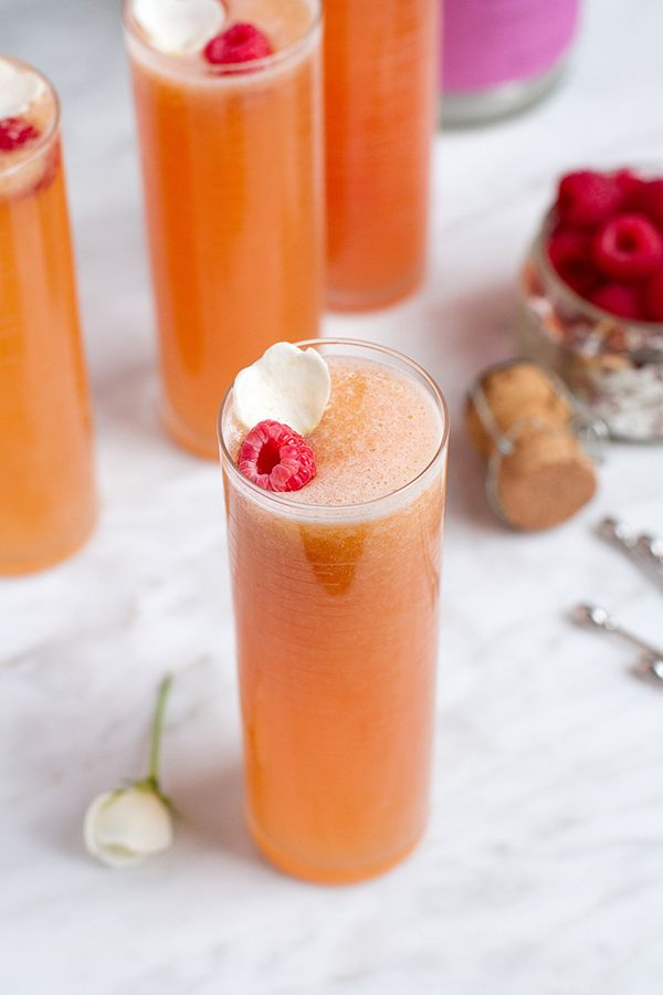This cocktail is perfect for Mother's Day brunch
