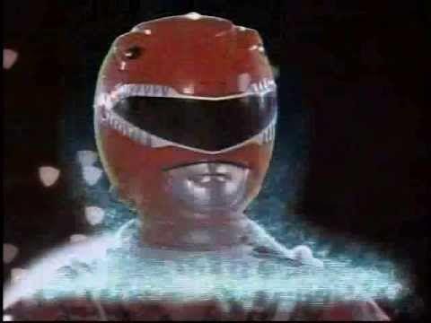 Mighty Morphin Power Rangers Season 1 - Opening Theme 2