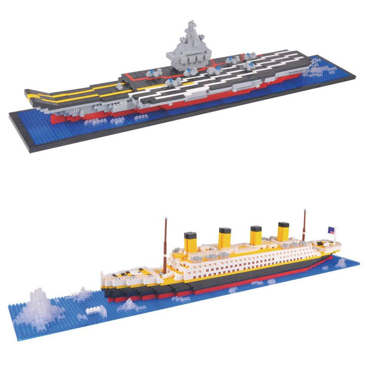 $33.90 (Buy here: https://alitems.com/g/1e8d114494ebda23ff8b16525dc3e8/?i=5&ulp=https%3A%2F%2Fwww.aliexpress.com%2Fitem%2FBig-Dimond-Building-Blocks-Toys-Plan-Liaoning-Titanic-3D-Building-Blocks-Toy-Titanic-Boat-3D-Model%2F32657553095.html ) YZ Building Blocks aircraft carriers titanic ship model building blocks compatible with legoe school educational supplies toys for just $33.90