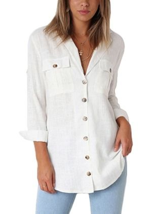 fa4acca38c7422 Latest fashion trends in women's Blouses. Shop online for fashionable  ladies' Blouses at Floryday - your favourite high street store.