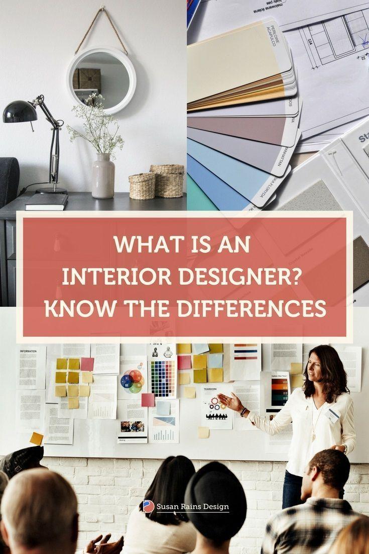 True Or False Interior Decorators And Interior Designers Are The