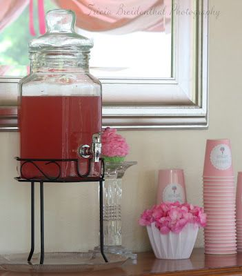 Non-alcoholic Sparkling Punch. Ingredients:2 (12oz) cans frozen pink lemonade concentrate, thawed•  8 cups white cranberry juice cocktail•  2 qts. club soda, chilled•Garnish: fresh mint sprigs•
