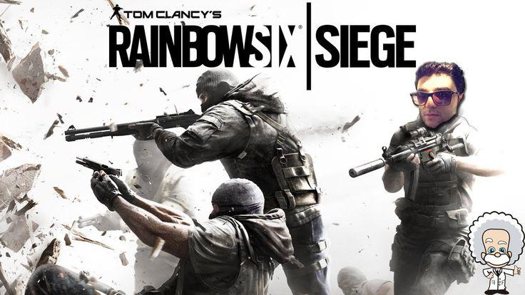 Rainbow Six Siege Türkçe | Fail Yapmaca | İlk Bakış|GamePlay