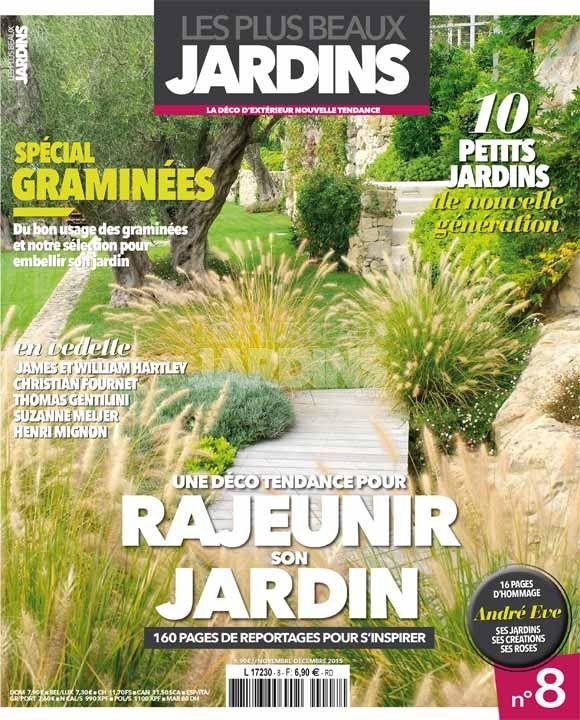 1000 id es sur le th me beaux jardins sur pinterest jardinage am nagement de jardin et printemps for Jardin design magazine