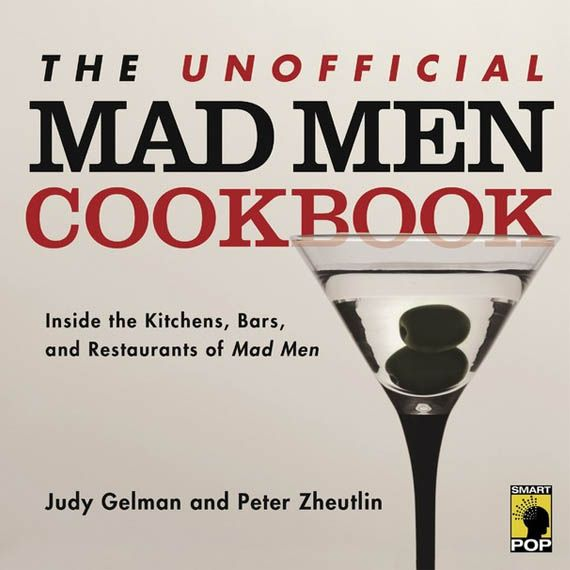 Great idea for a dinner partyMen Cookbooks, Unofficial Mad, Book Worth, S'More Bar, S'Mores Bar, Food, Madmen, Mad Men, Kitchens Bar