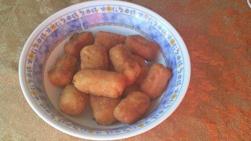 Croquetas frutti di mare para #Mycook http://www.mycook.es/receta/croquetas-frutti-di-mare/
