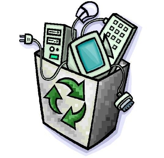 1.e-waste recycle