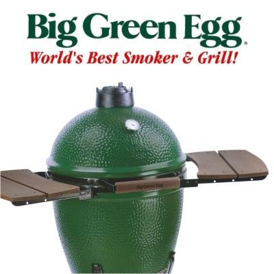 Big Green Egg Grills and Accessories | Rollier's Hardware