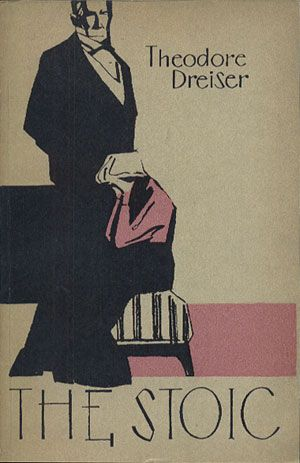 The Stoic, Theodore Dreiser, Foreign Languages Publishing House, 1962, http://www.antykwariat.nepo.pl/the-stoic-theodore-dreiser-p-13948.html