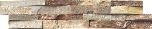 Designer's Image™ 4 sq ft Thick Stack Real Stone Veneer Ledger Panel (4 sq. ft.) at Menards®