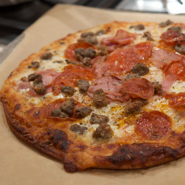 Gluten Free Mom - Russo's Gluten Free Pizza