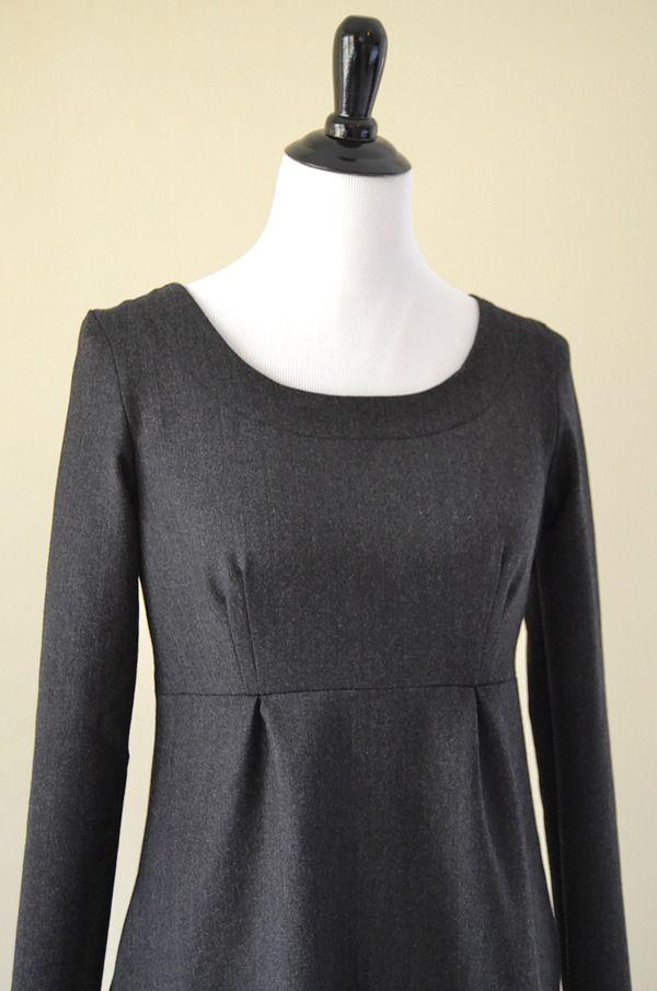 Pattern Reviews> Ottobre Woman Magazine> 05-2012-1 (Stitch Details Linen Dress)