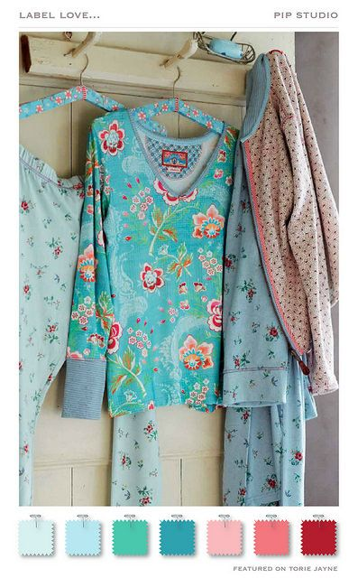 PiP Studio  2015 Collection& in my favorite color: BLUE :)