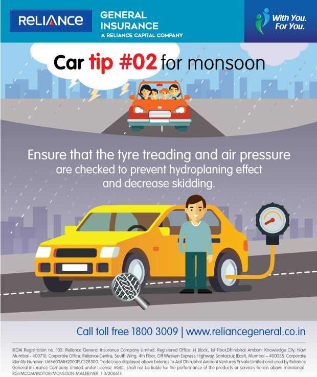 Here Is The Second Tip To Take Care Of Your Car For Monsoon Visit