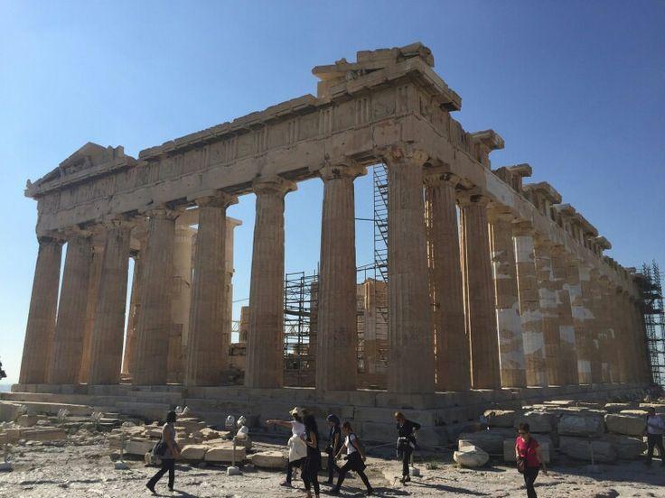 Pathernon, Atena, Grecia