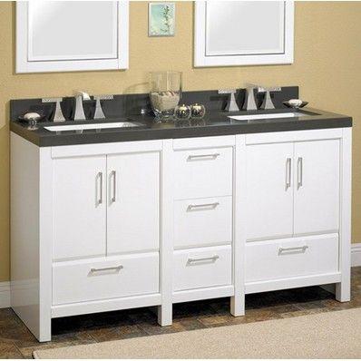 inspirational modular bathroom vanity inspirational modular rh pinterest com modular bathroom vanity cabinets Prefabricated Bathroom Vanities