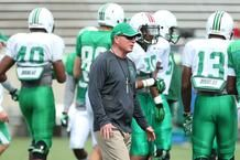 Herd on TV seven times -   CBS Sports Network will have the Miami (Ohio), Southern Miss and East Carolina games. Comcast Sports South will carry the UAB game.    Fox Sports Net will have Marshall games against Middle Tennessee State, Tulsa and Florida International.    MARSHALL FOOTBALL SCHEDULE    (Subject to change)    Sat, Aug. 31 vs. Miami (Ohio), 7 p.m. (CBS Sports Network)    Sat, Sept. 7 vs. Gardner Webb, TBA    Sat, Sept. 14, at Ohio, TBA    Sat, Sept. 21 at Virginia Tech, TBA…
