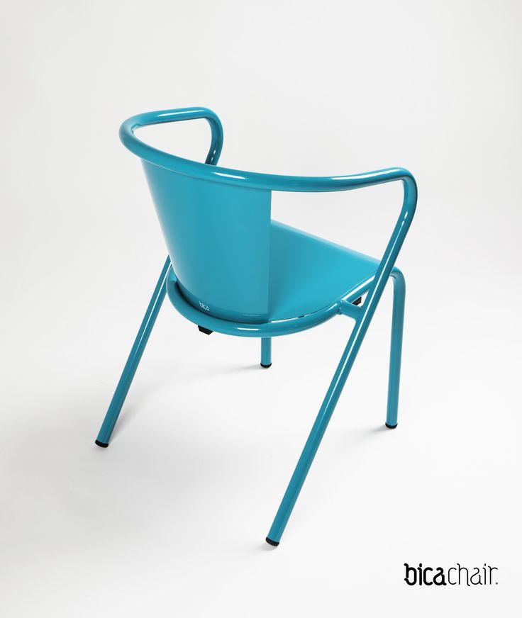 BICA Chair ... A Chair to share moments since 1953 - ORDER NOW #chair #design #furniture #bicachair #metalchair info@bicachair.com