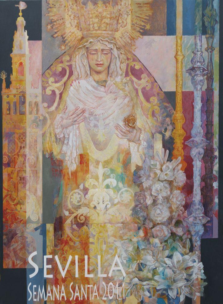 Cartel Semana Santa de Sevilla
