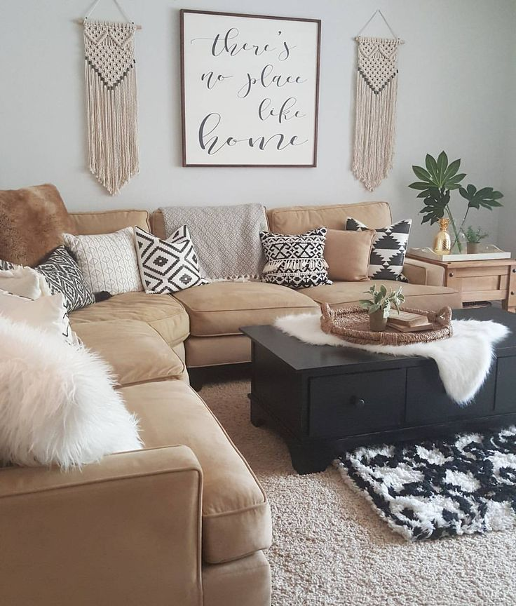 """5,658 Likes, 77 Comments – Home Decor & Styling (@jodiesdesignlife) on Instagram: """"Got a little boho-glam going on in my living room…and I'm k…"""