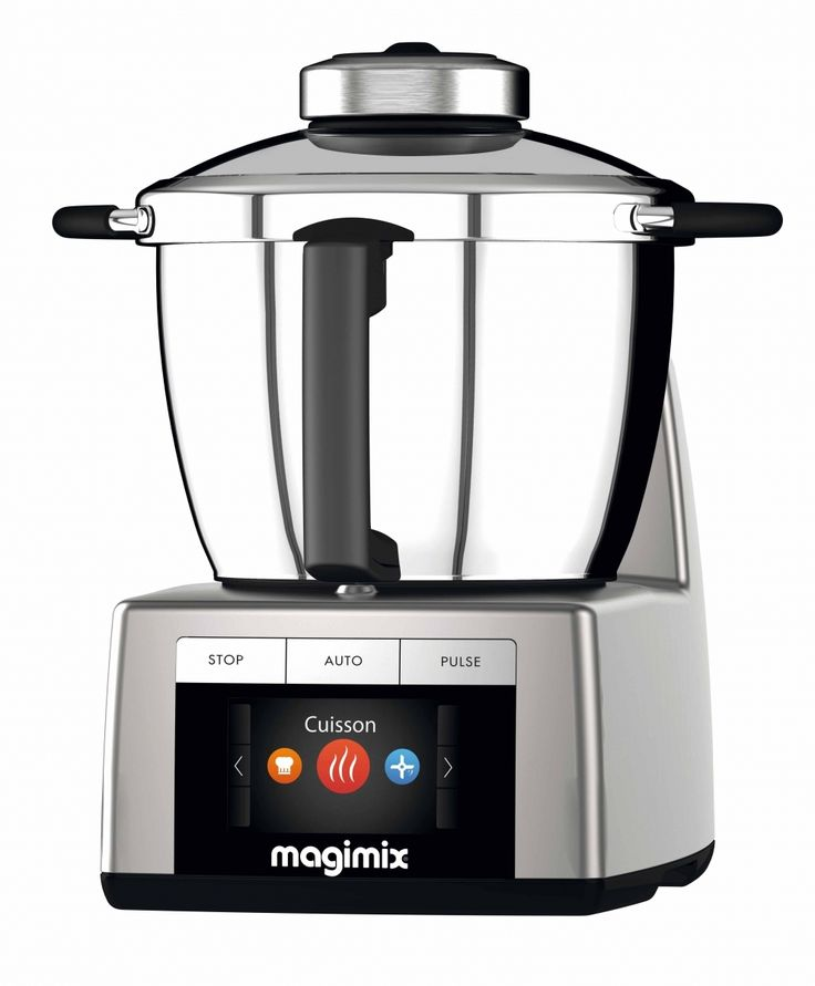MAGIMIX Robot cuiseur Magimix Cook Expert chromé mat 18900