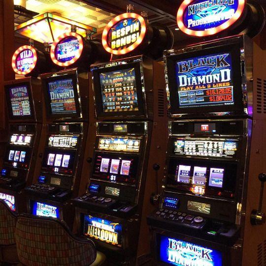 Играть в игровые автоматы онлайн на деньги