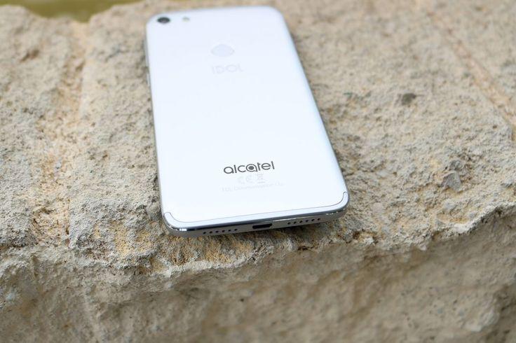 Alcatel Idol 5, más por el diseño y materiales. #Moviles