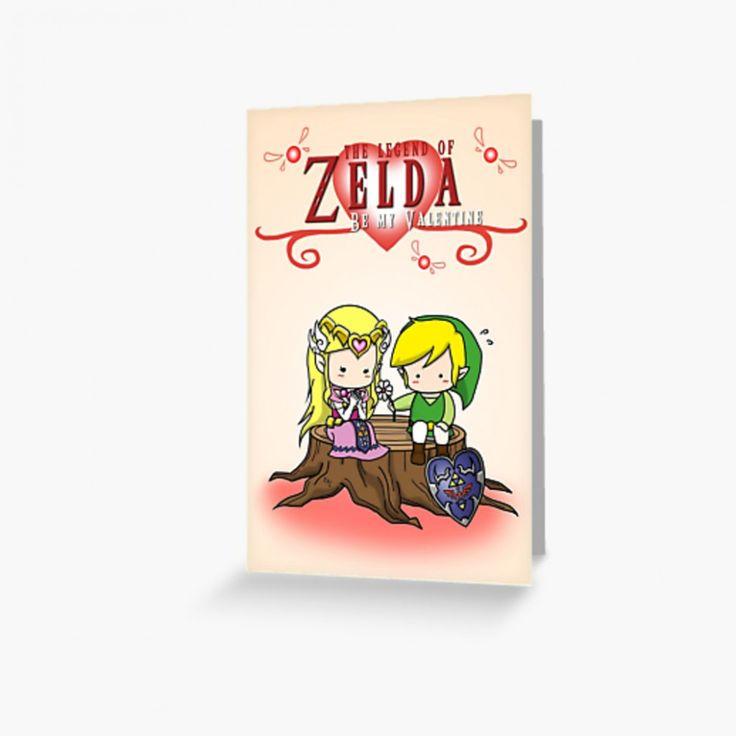 14 Ideas Zelda Valentines Day Card in 2020   Zeichnungen