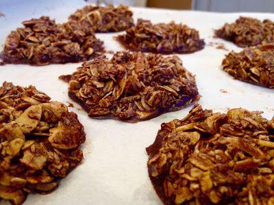 SaSi Living: Haystack Cookies
