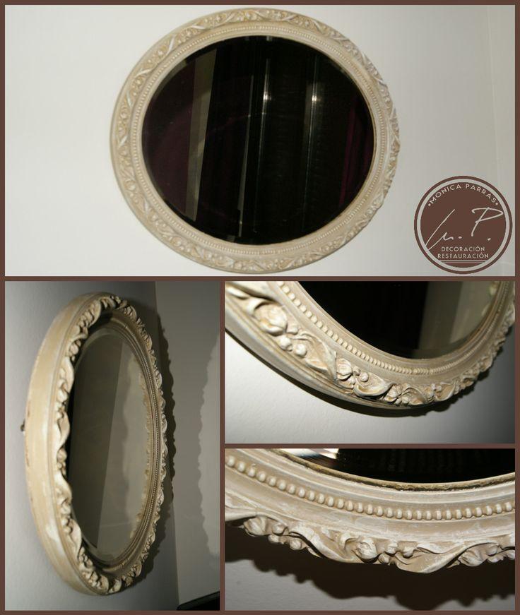 M s de 1000 ideas sobre espejo ovalado en pinterest for Espejo ovalado de pie