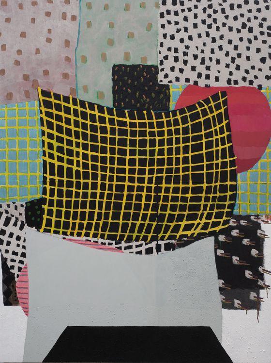 Alison Miller, painter GOD I LOVE HER