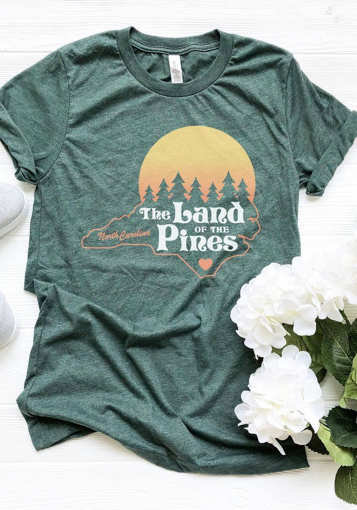 Land of the Pines Tee 3