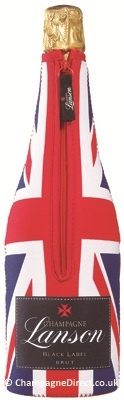 lanson champagne - British Champagne Bottle Cover
