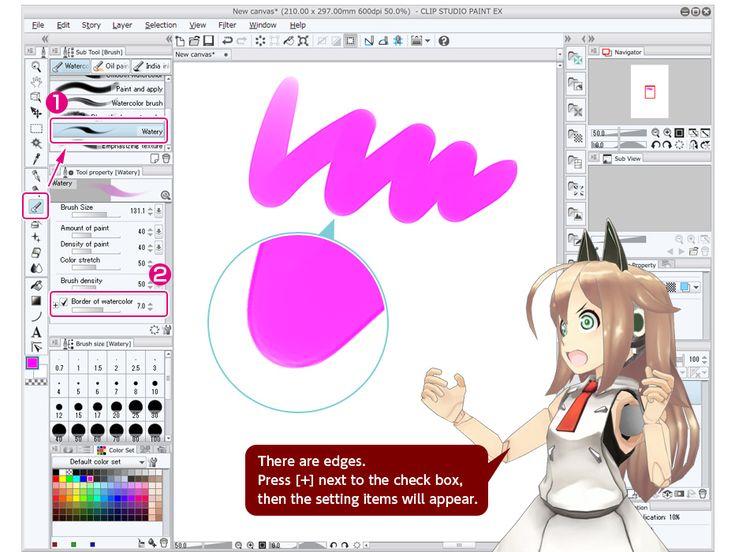 27 best Clip Studio Paint Pro images on Pinterest | Promotion, Art ...
