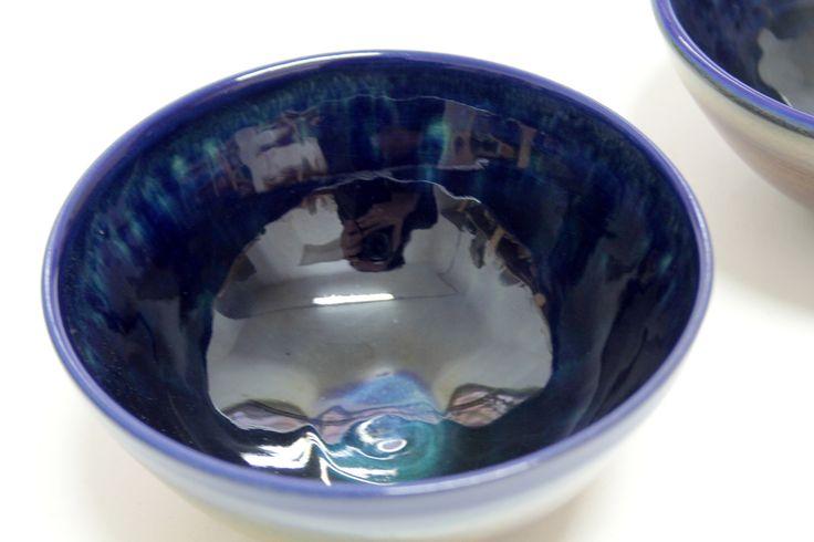 ULTIME 2 Ciotoline Blu e Marrone : Stoviglie, bicchieri di claylab