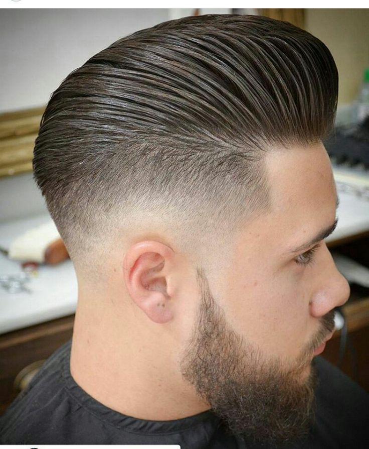 Pompadour Hairstyles 396 Best Homme  Pompadour Images On Pinterest  Men Hair Styles