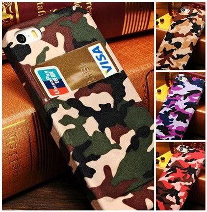 Army Style iPhone 5 Case