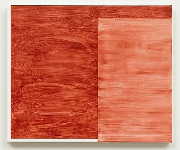 Robert Holyhead, Untitled (Oxide Red)