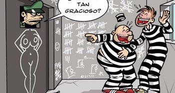 QUÉ ES MEJOR ........ LA PRISIÓN O EL TRABAJO........(Humor satírico) http://www.chispaisas.info/prision.htm