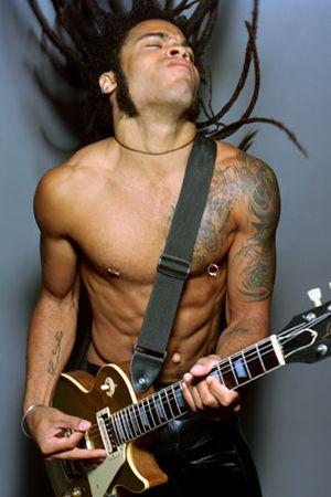 """Leonard Albert """"Lenny"""" Kravitz (born May 26, 1964) is an American singer-songwriter... dude has style and dig his funky songs."""