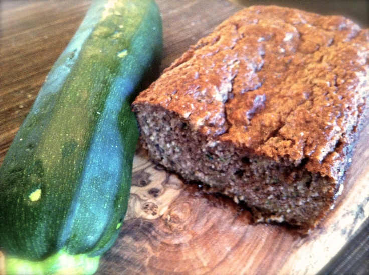 "surprisingly delicious ... ""Almond Flour Zucchini Loaf""Recipe Food, Eggs Replacement, Food Worth, Food Ideas, Hard Time, Zucchini Loaf, Flour Zucchini, Almond Flour, Families Taste"