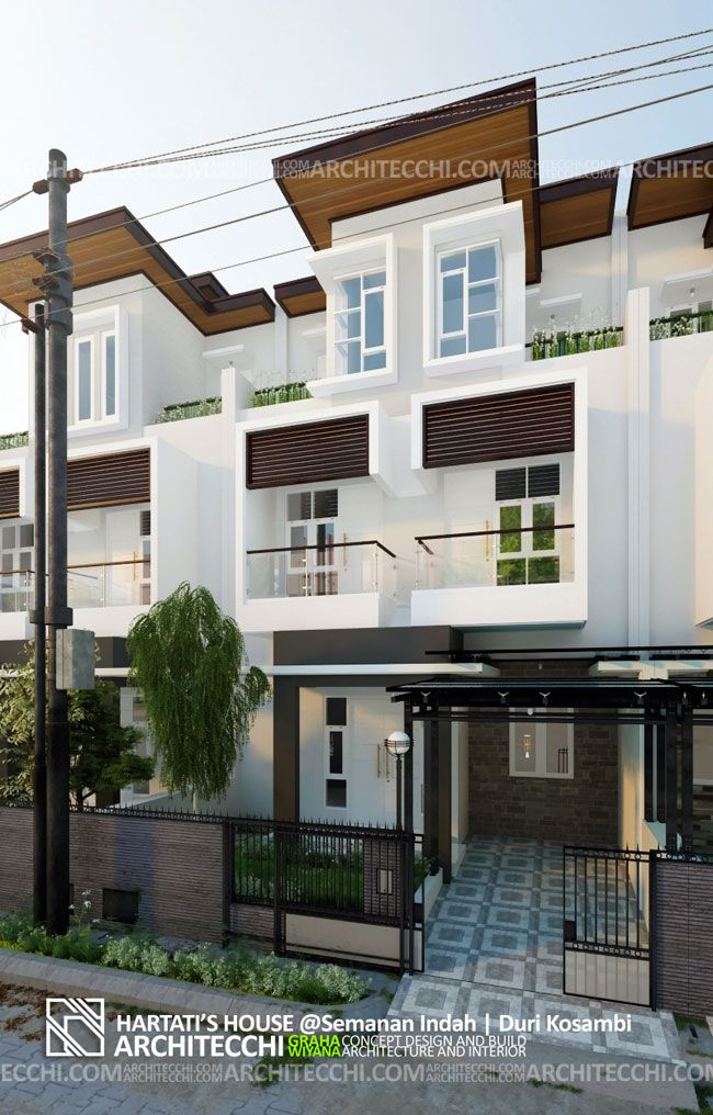desain rumah 1 lantai 5 kamar tidur
