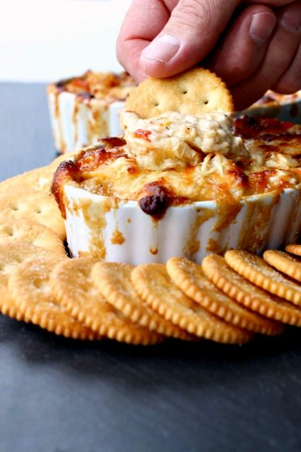This Lobster Delight Dip has a secret ingredient - you're guests will never know (or care) because it tastes so good!