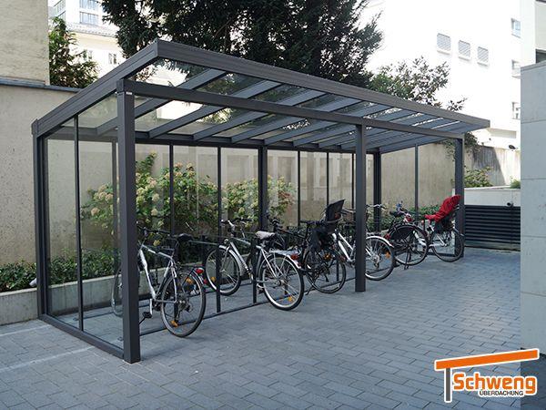 Referenzen Schweng Gmbh Qualitat Direkt Vom Hersteller Fahrradgarage Carports Fahrradschuppen