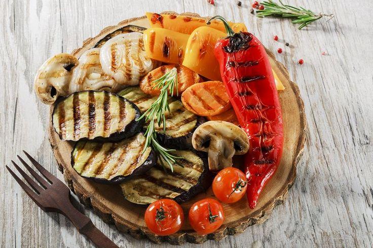 Warzywa grillowane, mieszanka przypraw