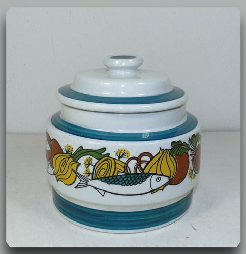 Stavangerflint Norway Lidded Pot | eBay